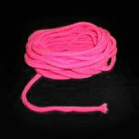 ★マジック・手品★ステージ用ロープ:ピンク(10m) ●P-33B5