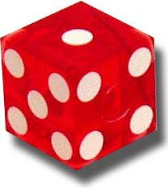 ●ジャグリング関連●カジノダイス(赤)●NRAZ-208