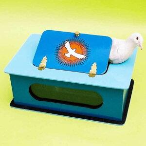 ◆マジック・手品◆シースルー回転箱◆W2518