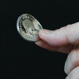 ◆マジック・手品◆ベントコイン◆O2027
