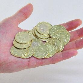 ◆マジック・手品◆パーミング フーディニーコイン(金)◆O6905