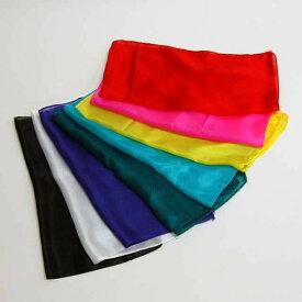 ◆マジック・手品◆手品用シルク 約30cm角(特上品)◆S120X