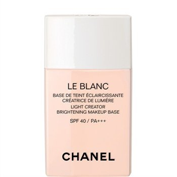 CHANEL LE BLANC ル ブラン バーズ ルミエールSPF40/PA+++ (10 ロゼ)