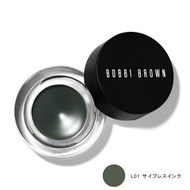 BOBBI BROWN(ボビイ ブラウン) 【数量限定】ロングウェア ジェルアイライナー 3g (L01 サイプレスインク)