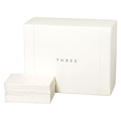 THREE オーガニック コットン THREEショップバッグ付き