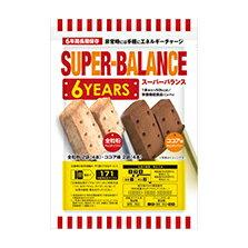 6年間保存 栄養機能食品 スーパーバランス6YEARS 20袋 8本×20袋【5-12営業日前後で出荷】