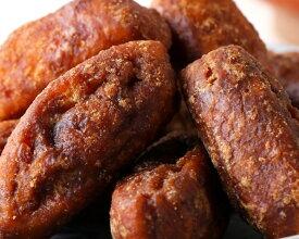 【大感謝価格 】昔懐かしい素朴な味わい!【大容量】ミニ豆乳黒糖ドーナツ1.2kg 北海道・沖縄は送料がかかります。