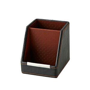 茶谷産業 LA VITA IDEALE 携帯&メガネスタンド 240-553BK【割引不可・返品キャンセル不可】
