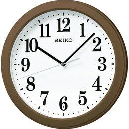 セイコー 電波掛時計 C8060018【取り寄せ品キャンセル返品不可、割引不可】