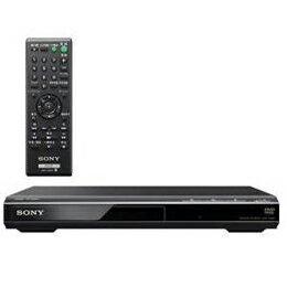 ソニー DVDプレーヤー DVP-SR20【取り寄せ品キャンセル返品不可、割引不可】