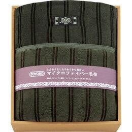 東洋紡 マイクロファイバーわた入り毛布 L2192039【取り寄せ品キャンセル返品不可、割引不可】