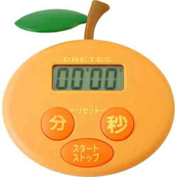 DRETEC廚房計時器柳丁T-167OR