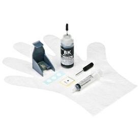 サンワサプライ 詰め替えインクHP61用 INK-H61B30S【取り寄せ品キャンセル返品不可、割引不可】