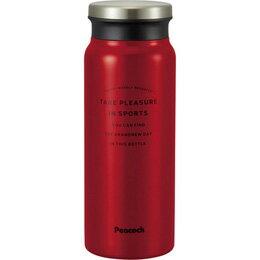 ピーコック ステンレスマグボトル600ml C8194155【取り寄せ品キャンセル返品不可、割引不可】