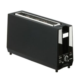 Twin bird pop toaster black TS-D424B