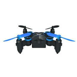 ITPROTECH HDカメラ搭載 ミニドローン ブルー YT-901HSBL【取り寄せ品キャンセル返品不可、割引不可】