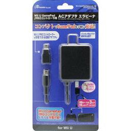供答案Wii U GamePad/Wii U PRO控製器使用的AC adaputaerabina 3M(黑色)ANS-WU017BK