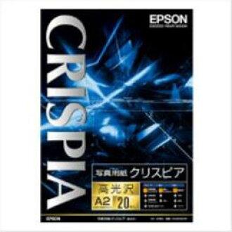 EPSON照片表格克裏斯peer A2尺寸20張裝KA220SCKR