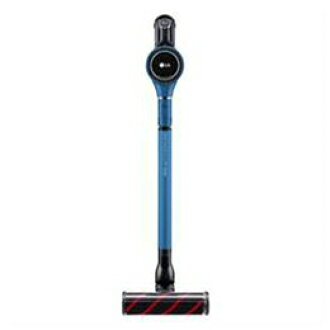 Blue A9BED attached to one LG cyclone stick cleaner CordZero A9 battery