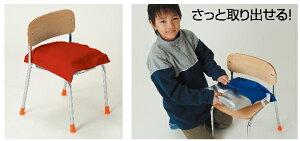 クッションカバーのみ青 子供用防災ずきん用 ×10個セット 【割引不可・寄せ品キャンセル返品不可】