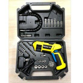 【メーカー直送・大感謝価格】ピストル型電動ドライバー リボルバー Pro El-80371 19.5×4×14.5cm