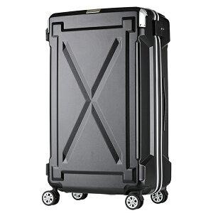 【メーカー直送・大感謝価格】防水仕様スーツケース ファスナータイプ 6304-61-BK/6304-61-IV/6304-61-MC ブラック/アイボリー/モカ LEGEND WALKER OUTDOOR HARD CASE 6304 WATERPROOF FASTENER TYPE