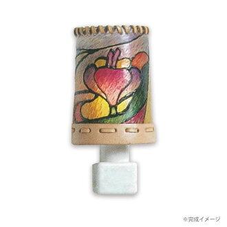 Craft皮革配套元件纯朴的皮革小电灯安排比赛入3194