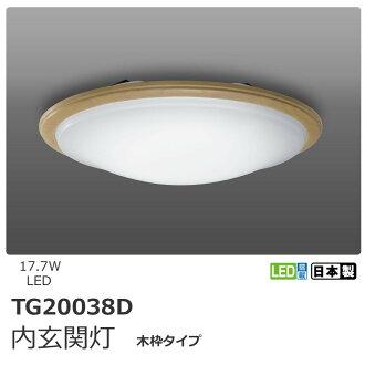 TAKIZUMI(瀧住)内玄关灯LED型TG20038D