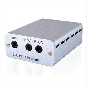 大感謝価格 『IRリピーター延長器(送信機) CIR-12』デジタル機器 光ディスク プレーヤー レコーダー IRリピーター延長器(送信機) CIR-12送料無料