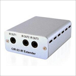大感謝価格 『IRエクステンダー延長器(受信機) CIR-03』デジタル機器 光ディスク プレーヤー レコーダー IRエクステンダー延長器(受信機) CIR-03送料無料