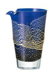 【物流倉庫出荷品・大感謝価格 】江戸硝子 瑠璃玻璃 るりはり LS19619RULM オンザロック 96×106×103 φ84×H75・M84 220ml 350シリーズ