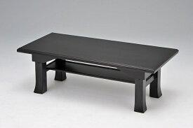 【物流倉庫出荷品・大感謝価格】桐製 折りたたみ便利机 大 ブラウン/ブラック SDX-750 W75×D35×H25cm 3.5kg