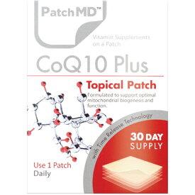 【大感謝価格 】パッチMD 貼るコエンザイムQ10 30パッチ PatchMD 30日分