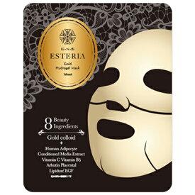 【大感謝価格 】エステリア キンビ ハイドロゲル ゴールドマスク 18+2枚