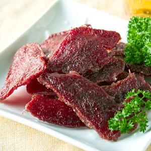 【大感謝価格】合計0.5kg 国内製造噛めば噛むほど旨味がジュワッ厚切り牛たんジャーキー50g×10個セット(合計0.5kg)