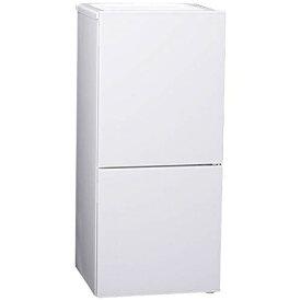 【メーカー直送・大感謝価格】ツインバード 110L ファン式冷凍冷蔵庫 右開き HR-E911W ホワイト