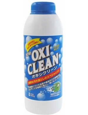 【あす楽対応】『オキシクリーン 500g』(割引不可)アメリカで爆発的ヒットの洗剤 酵素のパワー 5940円税別以上送料無料
