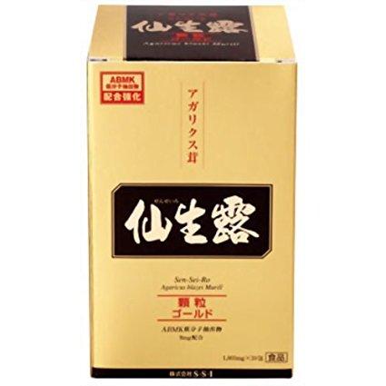 【大感謝価格】『仙生露 顆粒ゴールド N 1800mg×30包』4560275851449