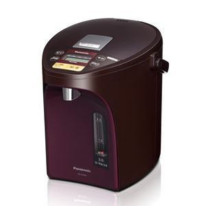Panasonic microcomputer boiling jar pot 3 0L Brown NC SU304 T