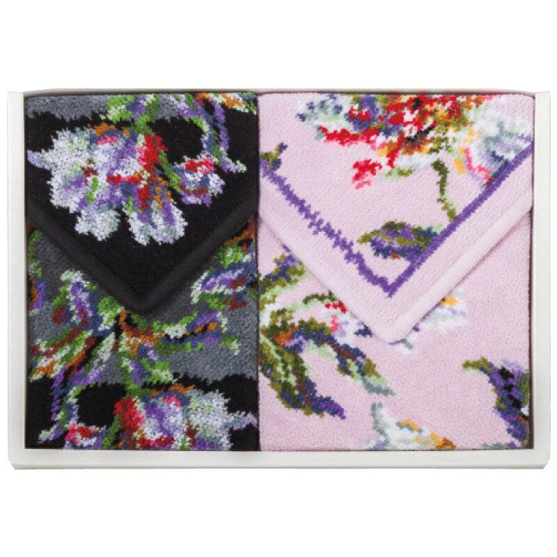 フェイラーシュニール織タオル・ハンカチセット26×18×3cm【割引不可・取り寄せ品キャンセル返品不可】
