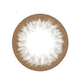 【ネコポス】カラコン ワンデー クオーレ ワンデー 度なし 度あり モカブラウン 1箱10枚入り 14.5mm