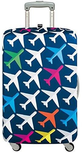 【あす楽対応】『LOQIラッゲージカバー(M)サイズ AIRPORT LM.AI.』(割引不可)