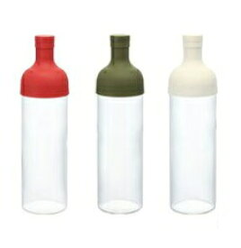 大感謝価格『HARIO(ハリオ) フィルターインボトル オフホワイトorオリーブグリーンorレッド』(人気商品のため急な欠品になる場合あり) 5940円税別以上送料無料10P05July14