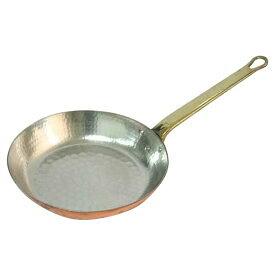【大感謝価格】 中村銅器製作所 銅製 フライパン 24cm 【返品キャンセル不可】