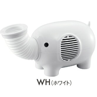 5,000 yen in tax, fan aroma summer consumer electronics products elephant decor cute elephant spot fan EF-1302 ★ points 10P05Dec15