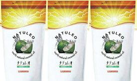 【あす楽対応】【3個セットポイント20倍】『ココナッツオイル100% ココヤシの泉 ナチュレオ 912g リニューアル袋×3個セット』(割引不可)