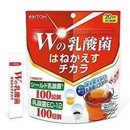 W的乳酸菌彈回去的力量1.5g*20袋