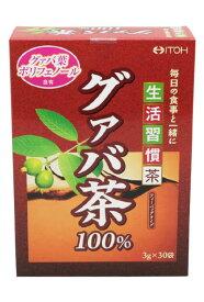 【あす楽対応】【大感謝価格】グァバ茶100%B 3g×30袋 賞味期限2021年10月1日