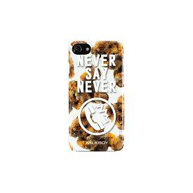 【大感謝価格 】AB-0881-IP67 iPhone8/7/6s/6対応 背面ケース MILKBOY ミルクボーイ×Gizmobies/NEVERPHONEBEARS WH
