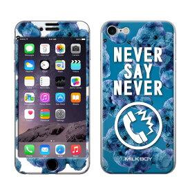 【大感謝価格 】ZN-0046-IP07 iPhone8/7専用 Gizmobies ギズモビーズ MILKBOY ミルクボーイ×Gizmobies NEVER PHONE BEARS BLU